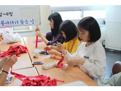 예천군청소년자원봉사단 5월 활동(1)